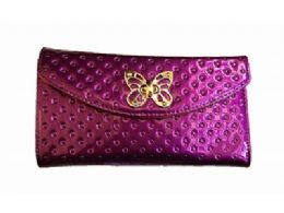 36 Units of Fashion Evening Clutch With Butterfly - Shoulder Bags & Messenger Bags