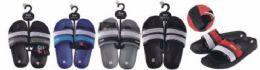 36 Units of Boys Sporty Open Toe Beach Sandal - Boys Flip Flops & Sandals