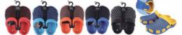 36 Units of Boys Mesh Beach Sandal - Boys Flip Flops & Sandals