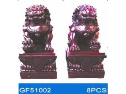 12 Units of Lion Collectible Figurine - Home Decor