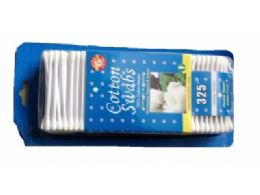 120 Units of Cotton Swabs - Cotton Balls & Swabs