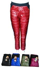 48 Units of Womens Ease in to Comfort Winter Heavy Pants - Womens Pants