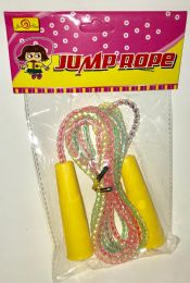 96 Units of Jump Rope In Bag Header - Jump Ropes