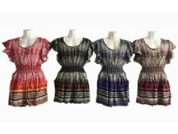 48 Units of Womens Jumper Short Casual Summer - Womens Rompers & Outfit Sets