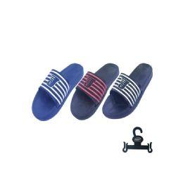 36 Units of Men's Slip-On Slipper - Men's Flip Flops and Sandals