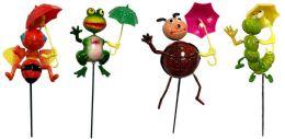 48 Units of Garden Stake Decoration Bug Assorted - Garden Decor