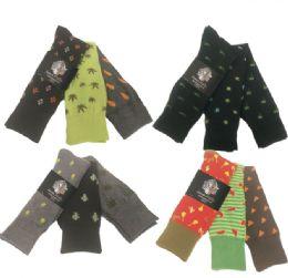 60 Units of Mens Assorted Pattern Dress Socks Size 10-13 - Mens Dress Sock