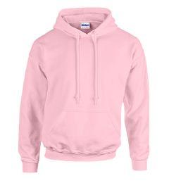 24 Units of Unisex Gildan Irregular Light Pink Heavy Blend Hoodie, Size Medium - Mens Sweat Shirt
