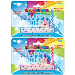 96 Units of Birthday Led Candle - Birthday Candles