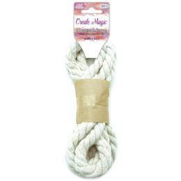 96 Units of Cotton Rope - Rope and Twine