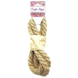 96 Units of Sisal Jute Rope - Rope and Twine