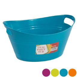 48 Units of Basket Oval Tub W/double Handles - Baskets