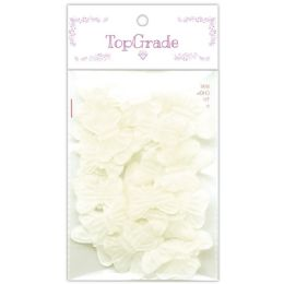 96 Units of Butterfly Petal Beige - Arts & Crafts