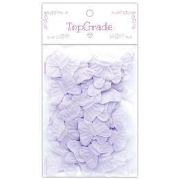 96 Units of Butterfly Petal Purple - Arts & Crafts