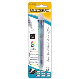 96 Units of Retractable Ballpoint Pen - Pens