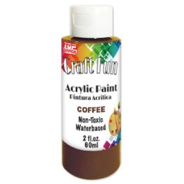 144 Units of Acrylic Paint Coffee - Paint, Brushes & Finger Paint