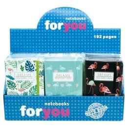 96 Units of Notebook Flamingo - Notebooks