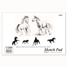96 Units of Sketch Pad - Sketch, Tracing, Drawing & Doodle Pads