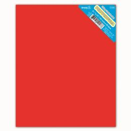 120 Units of Two Pockets Poly Portfolio Solid Color Red - Folders and Report Covers
