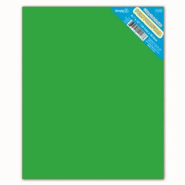 120 Units of Two Pockets Poly Portfolio Solid Color Green - Folders and Report Covers