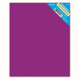 120 Units of Two Pockets Poly Portfolio Solid Color Purple - Folders and Report Covers