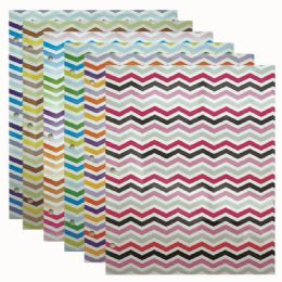 144 Units of Two Pocket Paper Folder Assorted - Clipboards and Binders