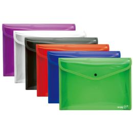 96 Units of V Flap Letter Size Document Holder - File Folders & Wallets