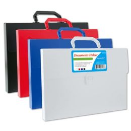 48 Units of Letter Size Document Case - Folders and Report Covers