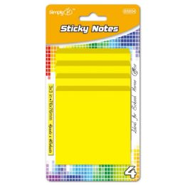 96 Units of Stick It On Notes - Sticky Note & Notepads