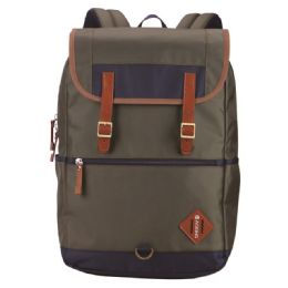 """12 Units of Casual Backpack Assorted Colors - Backpacks 18"""" or Larger"""