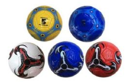 48 Units of Assorted Color Soccer Ball - Balls