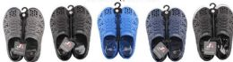 36 Units of Mens Garden Shoes Packed Assorted Colors And Sizes With Retail Hang Tag - Men's Flip Flops and Sandals