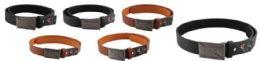 36 Units of Men's Fashion Assorted Belt - Mens Belts