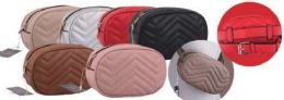 12 Units of Fanny Back With Adjustable Strap - Fanny Pack