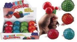 48 Units of Solid Color Squishy Ball - Slime & Squishees