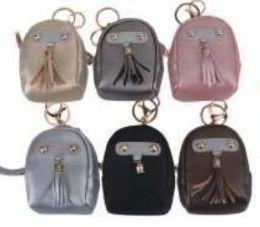24 Units of Metallic Tassel Coin Bag - Coin Holders & Banks