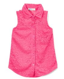 6 Units of Girls' Sleeveless Summer Top, Size 4-6X - Girls Tank Tops and Tee Shirts