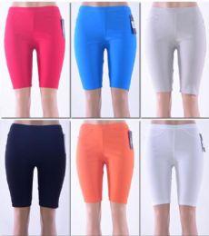 72 Units of Women's Millennium Bermuda Shorts - Womens Shorts