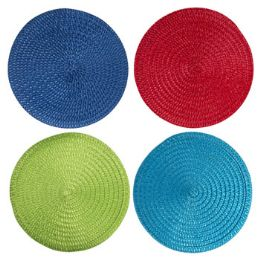 48 Units of Round Place mat - Placemats