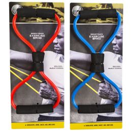 24 Units of Resistance Exercise Band Upper Body - Workout Gear