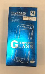 10 Units of For Iphone Regular Tempered Glass - Cell Phone Accessories
