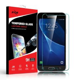 10 Units of For Samsung Galaxy J7 Prime Tempered Glass Protector - Cell Phone Accessories