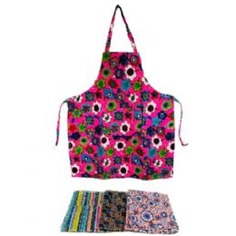 36 Units of Kitchen Printed Apron - Kitchen Aprons