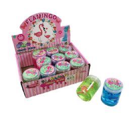 36 Units of Slime Crystal Flamingo - Slime & Squishees