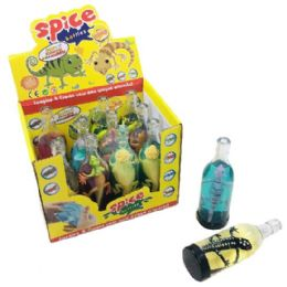 36 Units of Slime Crystal Gecko in Bottle - Slime & Squishees