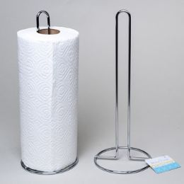 48 Units of Paper Towel Holder Upright - Towel Rods & Hangers