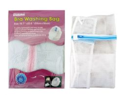 144 Units of Bra Protection Wash Bag - Laundry  Supplies
