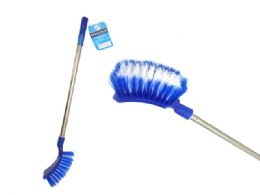48 Units of CLEANING BRUSH BLUE CLR - Cleaning Products