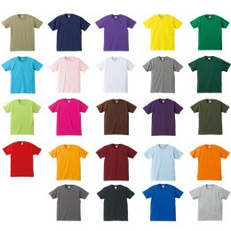 144 Units of Fruit Of The Loom Youth Boys Assorted Color T Shirts - Size 10/12 - Boys T Shirts