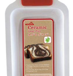 12 Units of Ceramic Loaf Pan - Pots & Pans